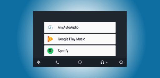 AnyAutoAudio, escuchar cualquier servicio de música en AndroidAuto