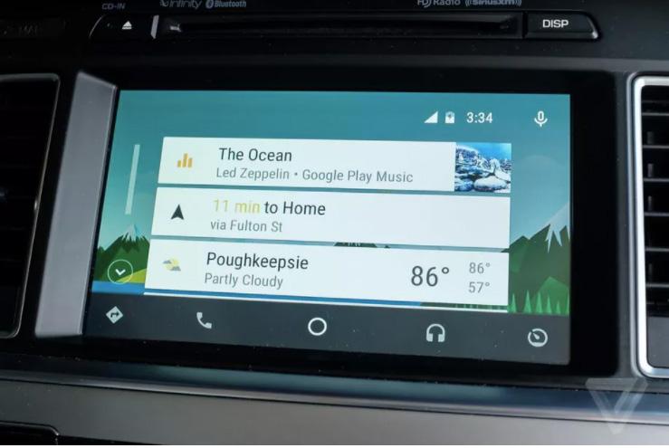 Google Assistant llega a Android Auto de maneracompleta