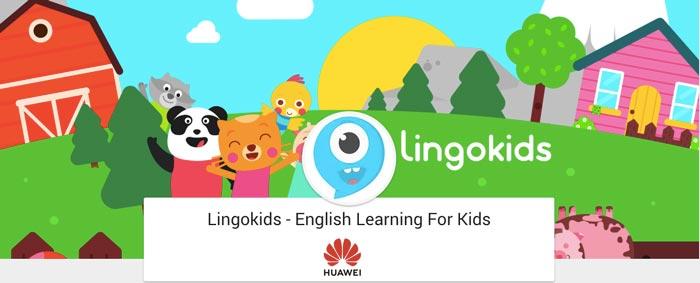 Lingokids y Huawei se alían para que aprender inglés sea seguro, divertido e interactivo