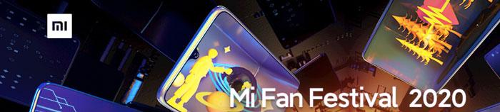 Xiaomi, celebra: Mi Fan Festival
