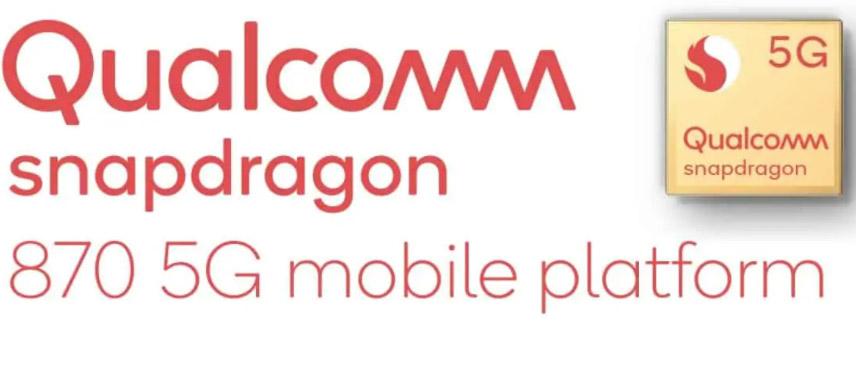 Qualcomm presenta el Snapdragon 870 5G SoC con una CPU de 3.2GHz